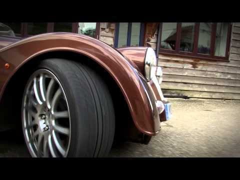 Morgan Plus 8 – Car Review