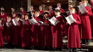 The Choir of New College Oxford Oh Shenandoah Traditional (USA Tour 2017)