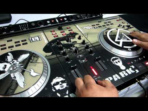 It's Goin' Down (feat. Mike Shinoda & Mr. Hahn) Dj Scratch Cover