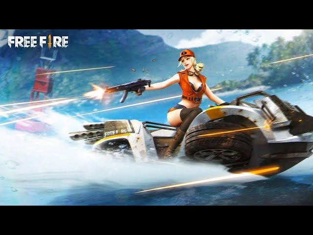 Free Fire Gameplay Android Booyah #3