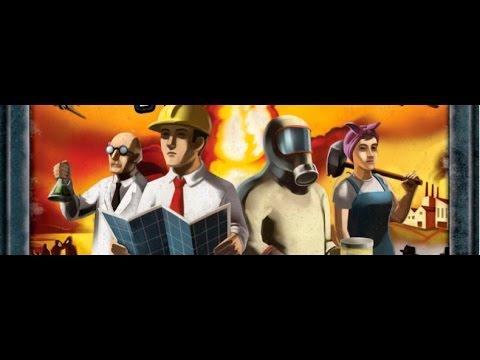 """La vidéorègle du jeu de société """"The Manhattan Project"""" par Yahndrev (#401)(+sub)"""