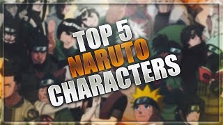 My Favourite Naruto Characters!