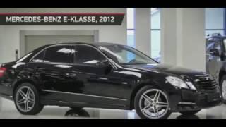 Большой тест-драйв Mercedes-Benz E-Class