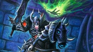 The Story of The Black Knight [Hearthstone Lore]