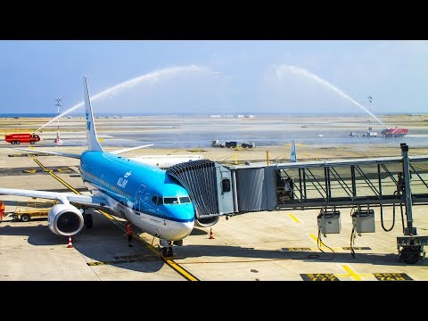 FULL FLIGHT | Nice -Amsterdam | KLM | Boeing 737-700 | PH-BGT