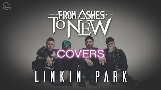 From Ashes to New - Linkin Park Faint (Quarantine Cover) YouTube Videos