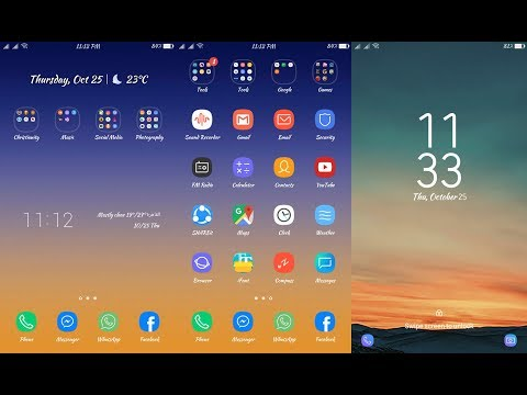 Full Download] Tema Samsung Galaxy Note 9 For Oppo F9 A3s Dll