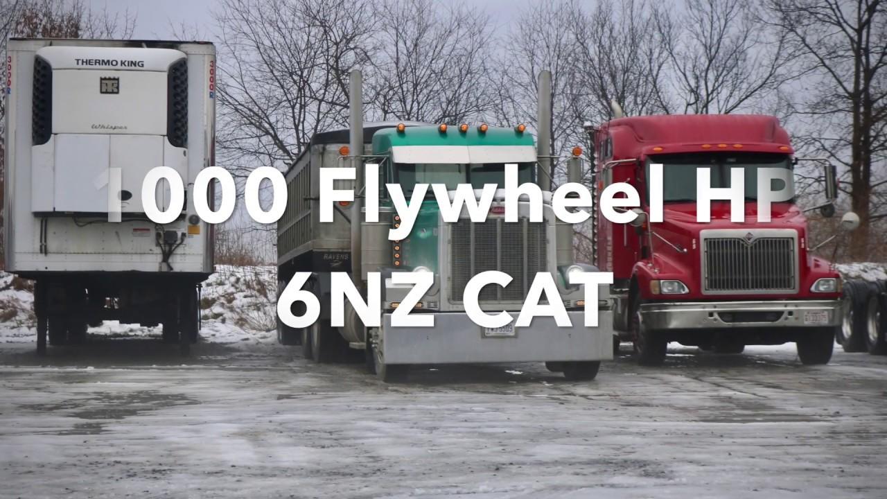 1,000 HP CAT 6NZ - Dyno Diagnostics