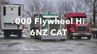 1,000 HP CAT 6NZ - Dyno Diagnostics