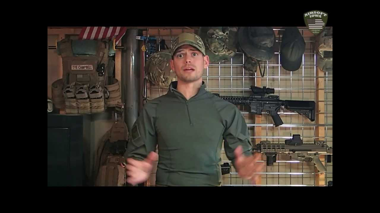 Airsoft Rules and Regulations (HD)
