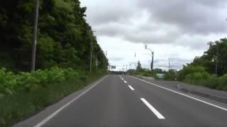 北海道道996号上渚滑原野滝ノ上線 滝上町幸町~雄鎮内