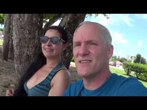 A Hot Day, Beachside, Cayenne, French Guiana