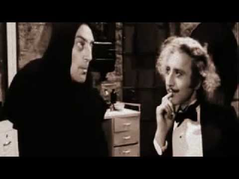 """Mel Brooks' Young Frankenstein - """"Whose Brain I did put in?"""""""