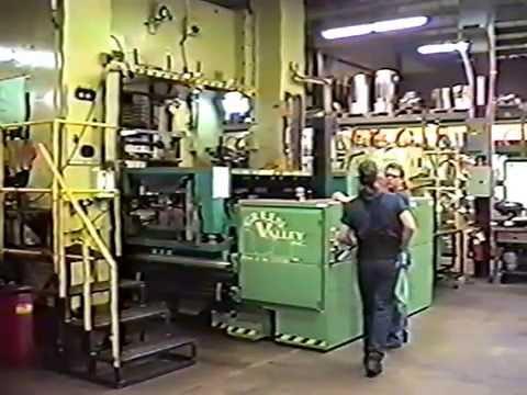 Titan Die Cart 1225:  25,000 lb Capacity
