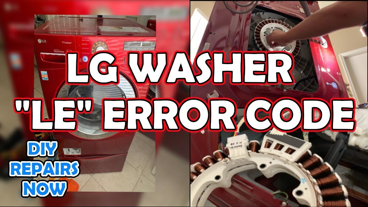 How to Fix LG Washer