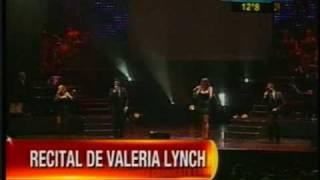 """Cuando no cantemos más -""""Valeria Lynch, La Máxima"""" en el Teatro Gran Rex"""