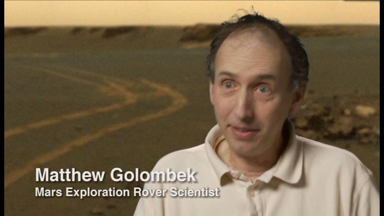 JPL | Оппортьюнити | Оставляя следы на Марсе