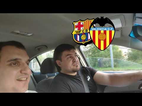 видео: Барселона - Валенсия;  Алавес - Севилья и др...