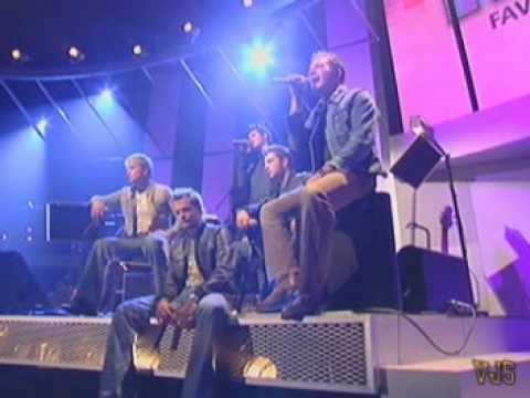 Westlife - Unbreakable (UK National Music Awards 2002) Mp3