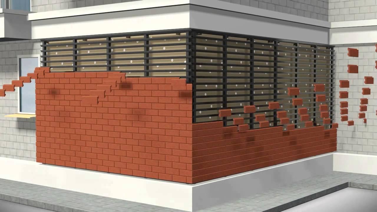 ронсон система на фасаде дома фото это