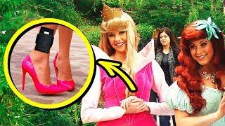 Diese 10 düsteren Geheimnisse müssen Disneyland-Prinzessinnen für sich behalten