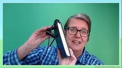 Die Webcam richtig befestigen