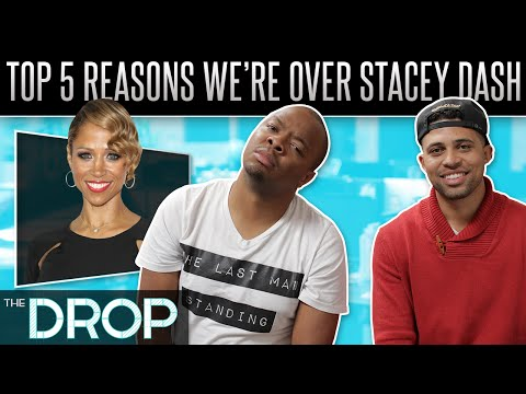 Stacey Dash Against The Black Community - The Drop Presented by ADD