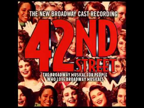 42nd Street 2001 Revival Broadway Cast  2 Audition