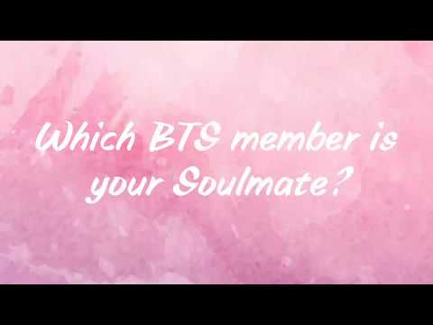 BTS Quiz: Which BTS member is your Soulmate