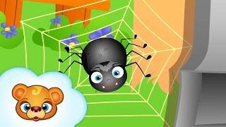 Itsy Bitsy Spider - Nursery Rhymes - songs for kids