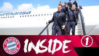 So organisiert der FC Bayern die Reise nach Sevilla - Teil 1 | Inside FC Bayern