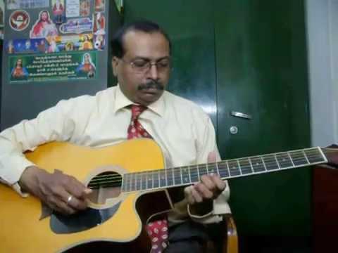 Kitne bi tu kar guitar instrumental by Rajkumar Joseph.M
