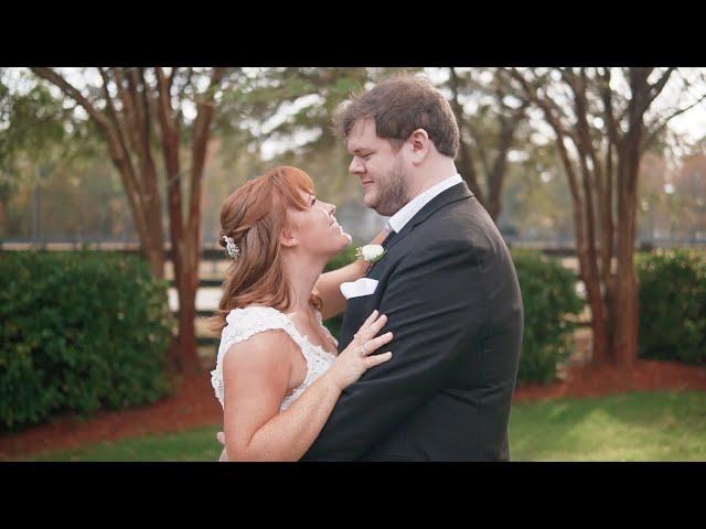 CHARLESTON WEDDING VIDEOGRAPHER - PEPPER PAVILION - CAROLINE + GRANT