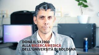 Intervista con il Prof Lorenzo Chiari: 5x1000 alla ricerca medica