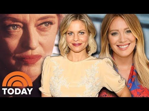 Best Flashbacks Of Full House, Lizzie McGuire and More | TODAY Show