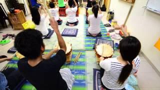 遠州相良・さ組・四丁目 祭りは毎年9月に開催されます。 小太鼓の練習を...