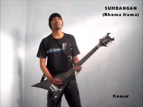 Sumbangan (Rhoma Irama Guitar Cover)