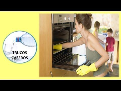 Truco limpieza de horno doovi - Limpiar horno bicarbonato vinagre ...