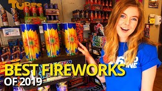 Best Fireworks of 2019