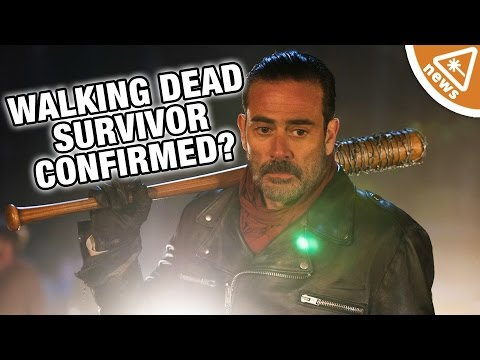 Did AMC Confirm Who Survived the Walking Dead Season 7 Finale? (Nerdist News w/ Jessica Chobot)