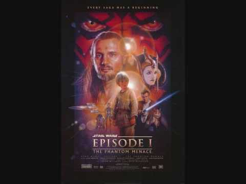 Star Wars Episode 1 Soundtrack- He Is The Chosen One