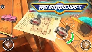 MICRO MACHINES | Mobile Games | Kid Gaming