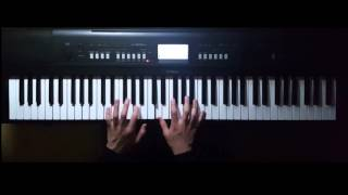[Apple iPhone 5 - Music Every Day commercial (RED - Rob Simonsen) piano cover - JayM]