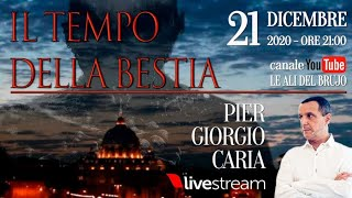 IL TEMPO DELLA #BESTIA: intervista a Pier Giorgio #Caria