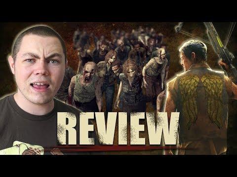 The Walking Dead: Survival Instinct Review - Square Eyed Jak