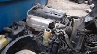 Видеотест ДВС TF. Mazda Titan 1995 г. WGFAK-0054