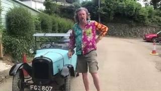 Vintage Top Gear Episode 2 - Return of the Chummy