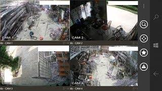 Hướng dẫn cài đặt điện thoại để xem camera qua internet, kbvision, kbview lite