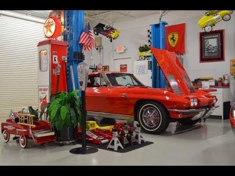 Barry Amstels Private Car Collection Boca Raton Florida Car Show - Boca raton car show