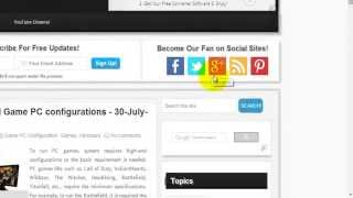 How to add Google Custom Search Engine in Blogger? Part 28